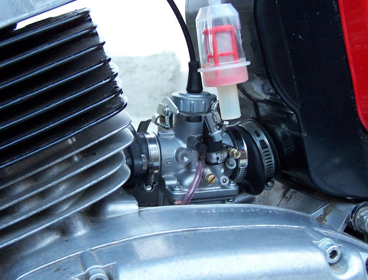 Инструкция к мотоциклу МИНСК ММВЗ 3.111 :: Регулировка ...