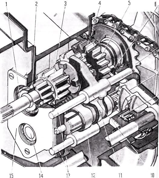 Проводка на ИЖ Юпитер 3: инструкция по обслуживанию своими руками ... | 588x526